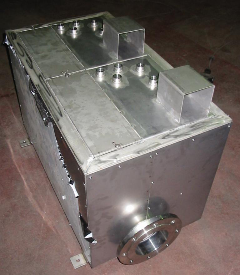 Ölseperator VA 1.4301, nach Kundenvorgaben gefertigt